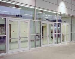 Kawneer Curtain Wall Revit by Kawneer U0027s Standard Commercial Storefront Door Entrances 190 350