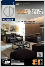 Chateau Dax Italian Leather Sofa by Chateau D U0027ax Cyprus By Iqd Digital Issuu