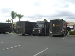 100 Ups Trucks For Sale UPS Trucks I Saw A Few UPS Truck Drivers Having Lunch At A