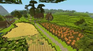Pumpkin Farm Minecraft 111 by The City Construction Challenge Survival Mode Minecraft Java