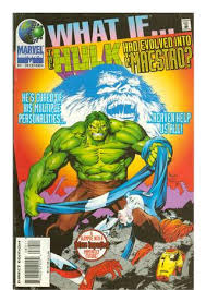 Marvel What If The Hulk Had Evolved Into Maestro