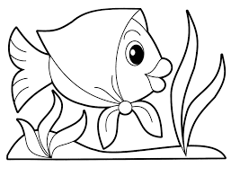 Cartoon Animals Coloring Pages For Kids Background 1 HD Wallpapers