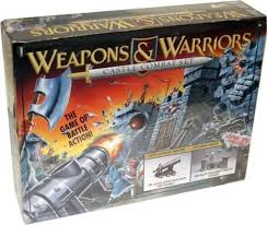 Weapons And Warriors Castle Combat Set