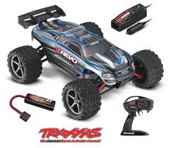 Traxxas E-Revo Silver 4WD Brushed XL-2.5 RTR Electric Monster Truck ... Traxxas Xmaxx 16 Rtr Electric Monster Truck Wvxl8s Tsm Red Bigfoot 124 Rc 24ghz Dominator Shredder Scale 4wd Brushless Amazing Hsp 94186 Pro 116 Power Off Road 110 Car Lipo Battery Wltoys A979 24g 118 For High Speed Mtruck 70kmh Car Kits Electric Monster Trucks Remote Control Redcat Trmt10e S Racing Landslide Xte 18 W Dual 4000 Earthquake 8e Reely Core Brushed Xs Model Car Truck