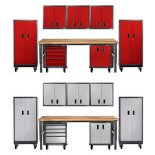 Gladiator 30 Wall Cabinet by Gladiator Premier 8 Piece Cabinet Set