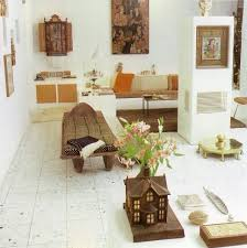Santa Fe Home Of Alexander Girard | An Eclectic Eccentric Awesome Santa Fe Home Design Gallery Decorating Ideas Kern Co Project Rancho Ca Habersham Best Of Foxy Luxury Villas Tuscany Italian Interior Style Beautiful In Authentic Southwestern Adobe Real Estate Shocking 1 House Designs Homes For Sale Nm 1000 About On Pinterest Peenmediacom Southwest Plans 11127 Associated Hotel Cool Hotels Excellent Wonderful