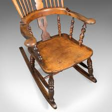 Victorian Antique Windsor Rocking Chair, English Armchair, Yorkshire ... Family Room With Antique Wooden Storage Chest Coffee Table Ladderback Rocking Chair George Washingtons Mount Vernon Victorian Antique Windsor Rocking Chair English Armchair Yorkshire Childs Commode 17511850 Full View Static 1850 To 1875 Etsy A Steel And Leather In The Manner Of Rw Winfield Beautiful Rare Swedish Gungstol Dating From Stock Photos Plantation Jumbo White Paint Dcg Stores Chairs Buy Indoor Outdoor Patio Rockers Online Lassco Englands Prime Resource For Architectural Antiques Exceptional Early C Arrowback Very Good