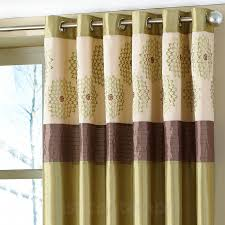 Gold And White Curtains Uk by Glamour Best Home Curtains Designs That Used Gold Color As The