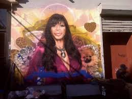 all our favorite celebs in one place a big ang mural eight