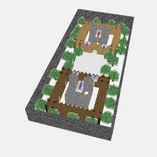 Minecraft Pumpkin Farm 111 by Mineprints View Minecraft Creations Layer By Layer