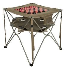 Alps Mountaineering Escape Camp Chair by Alps Mountaineering Eclipse Table Checkerboard Top Save 51