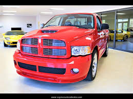 2005 Dodge Ram Pickup 1500 SRT-10 2dr Regular Cab For Sale In ... 2005 Dodge Ram Pickup 1500 Srt10 2dr Regular Cab For Sale In The Was The First Hellcat 2017 Ram Srt Review Top Speed Auto Shows News Car And Driver A Future Collectors 2004 Viper 83l V10 Electrical Engine Test This Durango Muscle Truck Concept Is All We Ever Wanted Cwstreet Edition Packdodge Street S1 Houston 2018 As Tow Vehicle Forum