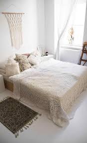 White Boho Bedrooms Bedroom Ideas Decor