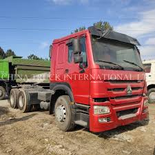 100 Used Tow Trucks Hot Item Low Price Sinotruk HOWO 6X4 North Benz Tractor Truck Or Truck
