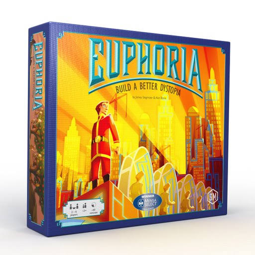 Stonemaier Games Stm206 Euphoria Board Game