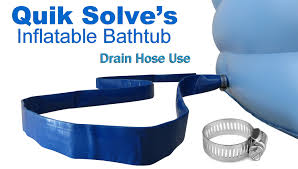 Portable Bathtub For Adults In India by Inflatable Bathtub Drainage Youtube