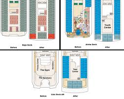 Star Princess Baja Deck Plan by What Will Island Princess Look Like After May 2015 Page 27
