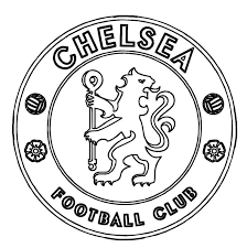 Chelsea Logo Soccer Coloring Pages Print And Download Area