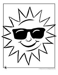 Stylish Design Weather Coloring Pages Woo Jr Kids Activities