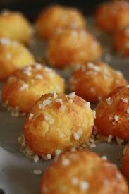 chouquettes ou la recette de pâte à choux inratable si j y
