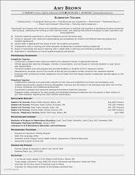 Elementary Teacher Resume Examples 2014 Unique School Rh Jonahfeingold Com Teaching Sample