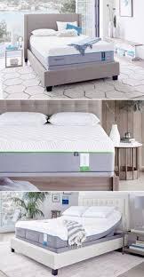 Tempurpedic Adjustable Beds tempur pedic tempur ergo plus style 25289110 tempur pedic