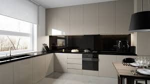 credence cuisine noir et blanc credence york noir et blanc idee deco credence cuisine cuisine