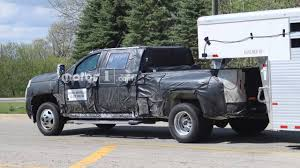 100 Chevy 3500 Truck 2020 Silverado HD Unveiled Getting New V8 And Gearbox
