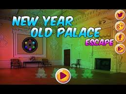 Halloween Street Escape Walkthrough by New Year Old Palace Escape Walkthrough Avmgames Escapegames