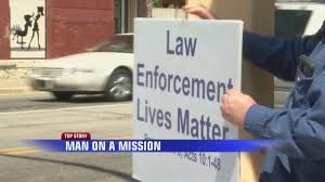 100 Kasson Truck Show Regional Missionary Shares Message After Police Officers