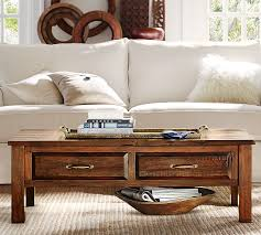 Bowry Reclaimed Wood Coffee Table