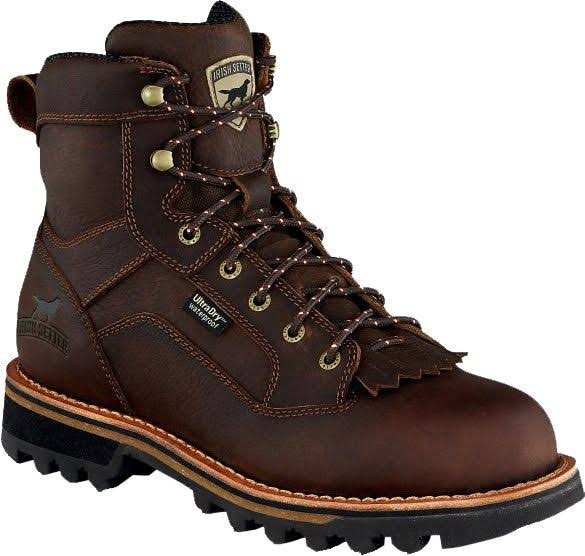 Irish Setter Men's Trailblazer Hunting Boots-10.5D Brown