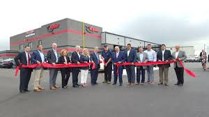 100 Ryder Truck Community Business Leaders Celebrate Grand Opening Of
