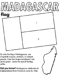 Flag Coloring Page They Seem To Have Every Country Availableso