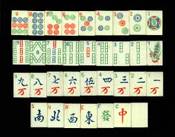 Going Mahjong