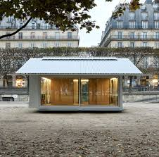 100 Prefab Architecture Simple Prefab House By Jean Nouvel Design Arquitectura Viva