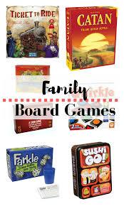 Best Family Board Games