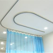 Ceiling Mount Curtain Track Bendable by Flexible Ceiling Mount Curtain Track Flexible Ceiling Mount