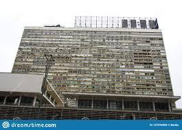 100 Apartment In Sao Paulo Massive Block Of Flats Stock Image Image Of