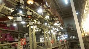 Hunter Ceiling Fan Capacitor Home Depot by Home Depot Ceiling Fan Display Also Canarm Ceiling Fans Youtube