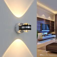 großhandel led wandleuchte kreative wohnzimmer tv hintergrund wand moderne unbedeutendes licht r22 licht zimmer hotel nachttischle schießen
