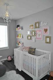chambre fille grise chambre bébé fille en gris et 27 belles idées à partager