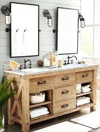 Bathroom Vanity Mirror Mirror Pottery Barn Design Bathroom Ideas