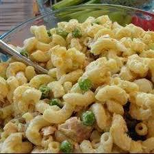 salade de macaroni facile au thon recettes allrecipes québec