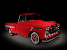 100 1959 Chevy Panel Truck Chevrolet Apache S And Pickup S Old And New