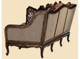 Marge Carson Living Room Charmaine Sofa CHA43 Toms Price
