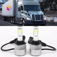 left car truck headlights for freightliner cascadia ebay