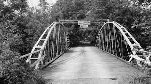 100 Bowstring Roof Truss Whipple Cast Wrought Iron Bridge Albany County NY 1867