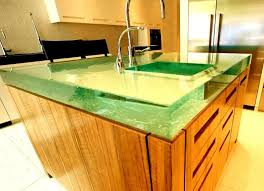 104 Glass Kitchen Counter Tops Top Crystal Bloc Thinkglass