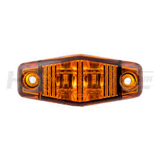 100 Truck Marker Lights Optronics Amber LED Trailer Running Light HID Kit Pros